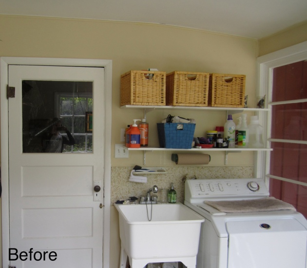Laundry Room before cropped