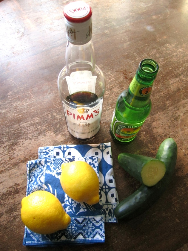 Pimm's Ingredients