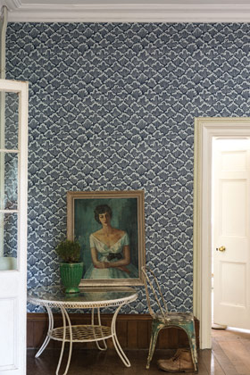 farrow and ball wallpaper