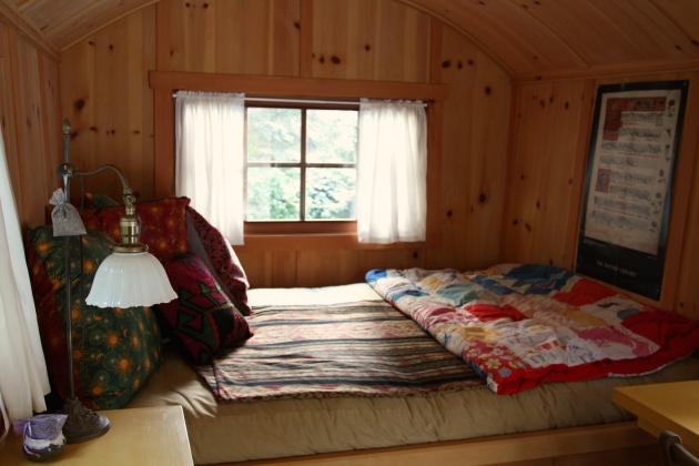 Red House West||Tiny Caravan Tour