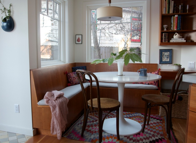 Red House West || Breakfast Nook