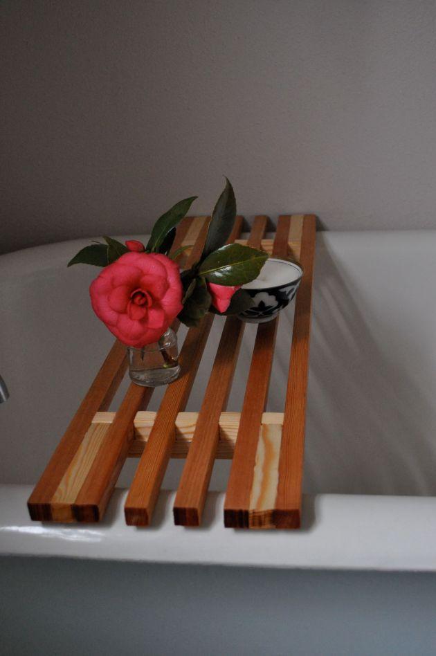 Red House West  DIY Bath Caddy